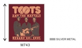 Toots & The Maytals - metalpin
