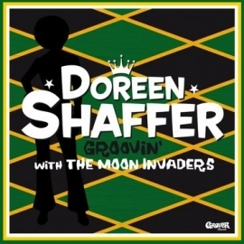 Shaffer, Doreen & Moon Invaders - Groovin' With The Moon Invaders LP