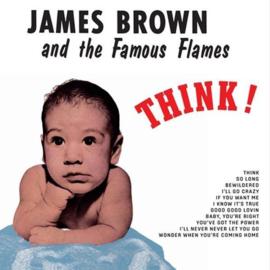 James Brown - Think! LP