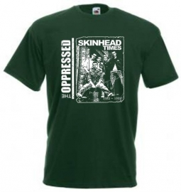Oppressed, The - Skinhead Times Girlie Shirt