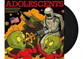 Adolescents - Manifest Density LP