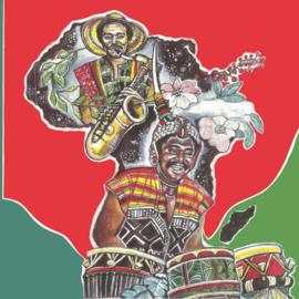 Okyerema Asante - Drum Message DOUBLE LP