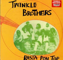 Twinkle Brothers - Rasta Pon Top LP