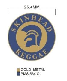 Skinhead Reggae - metalpin