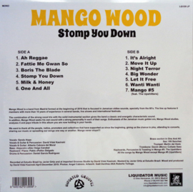 Mango Wood - Stomp You Down LP