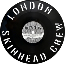 Booze & Glory - London Skinhead Crew 12""