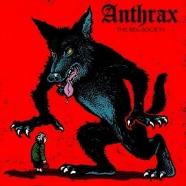Anthrax / Burnt Cross - split EP