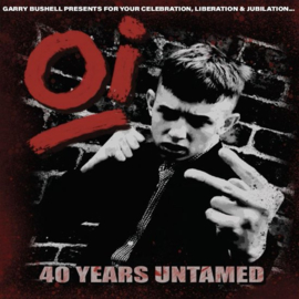 Various ‎- Oi! 40 Years Untamed LP