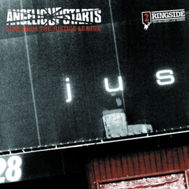 Angelic Upstarts ‎- Live From The Justice League DOUBLE LP