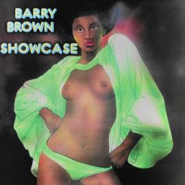 Barry Brown - Showcase LP