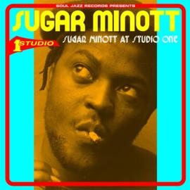 Sugar Minott - Sugar Minott At Studio One DOUBLE LP