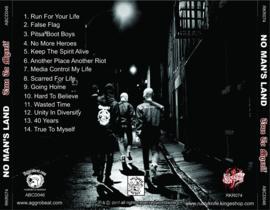 No Man's Land - True To Myself CD