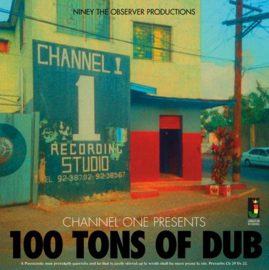 The Soul Syndicate - Channel One Presents 100 Tons Of Dub LP