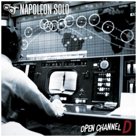 Napoleon Solo - Open Channel D LP