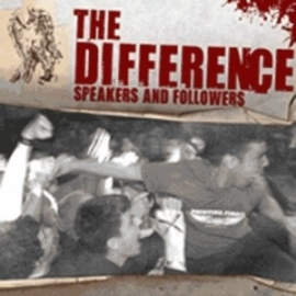 Difference, The - Speakers And Followers LP