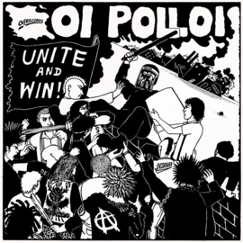 Oi Polloi - Unite And Win LP