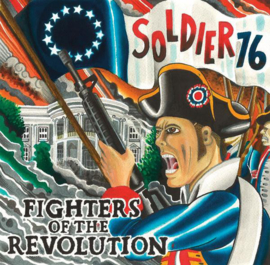 Soldier 76 ‎– Fighters Of The Revolution EP