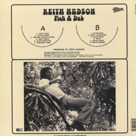 Keith Hudson - Pick A Dub DOUBLE LP