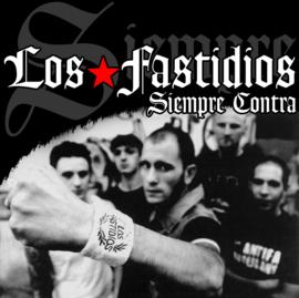 Los Fastidios - Siempre Contra LP