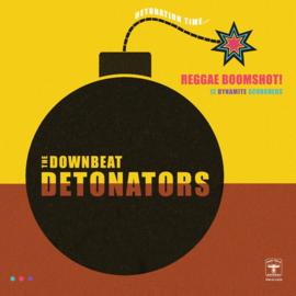The Downbeat Detonators - Reggae Boomshot! LP