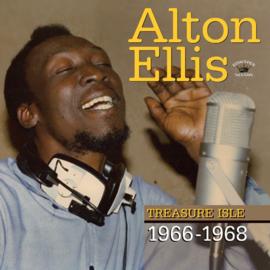 Alton Ellis - Treasure Isle 1966-1968 LP