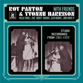 Roy Panton & Yvonne Harrison - Studio Recordings From 1961-1970 LP