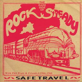 Phil Pratt & Friends - Safe Travel 1966 - 1968 DOUBLE LP