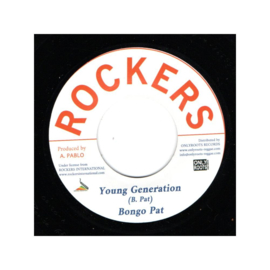 "Bongo Pat - Young Generation 7"""