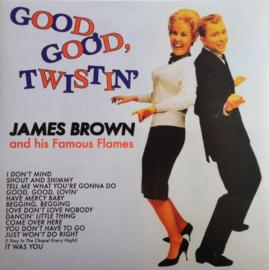 James Brown - Good, Good, Twistin' LP