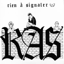 R.A.S. - Rien A Signaler EP