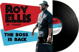 Roy Ellis aka Mr. Symarip - The Boss Is Back LP