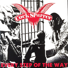 Cock Sparrer ‎- Every Step Of The Way 7""