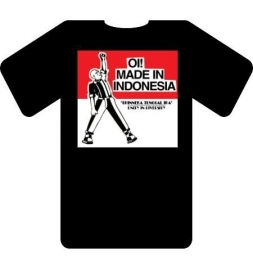 Oi! Made In Indonesia T-shirt