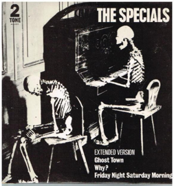 """The Specials - Ghost Town 12"""""""
