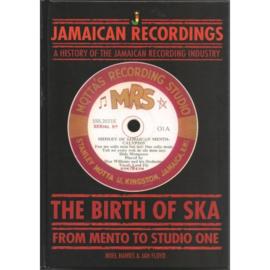 Noel Hawks & Jah Floyd - The Birth Of Ska: From Mento To Studio One BOOK