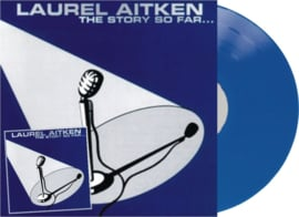 Laurel Aitken - The Story So Far LP (blue)