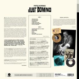 Fats Domino - Just Domino LP