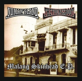No Man's Land / The Young's Boot - Malang Skinhead E.P.