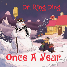 """Dr. Ring-Ding - Once A Year LP + 7"""""""