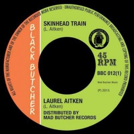 Aitken, Laurel - Skinhead Train / Kent People 7""