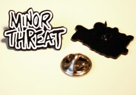 Minor Threat - metalpin
