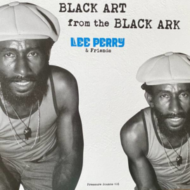 Lee Perry & Friends - Black Art From The Black Ark DOUBLE LP