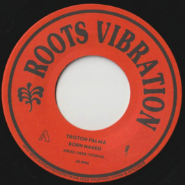 Triston Palmar - Born Naked 7""