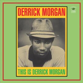 Derrick Morgan - This Is Derrick Morgan LP
