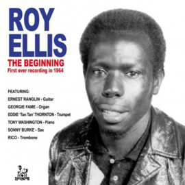 Roy Ellis - The Beginning 7""