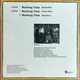 "Monyaka - Rocking Time 12"""