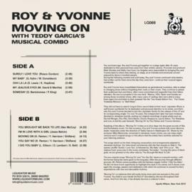 Roy Panton & Yvonne Harrison - Moving On LP