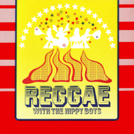 The Hippy Boys - Reggae With The Hippy Boys LP