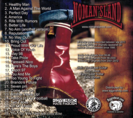 No Man's Land - The Best Of 1994 - 2012 CD