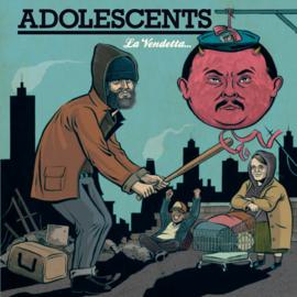 Adolescents - La Vendetta LP